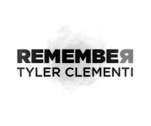 Remember Tyler Clementi light version