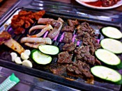 Super tasty Korean bbq in Edison, NJ at Picnic Garden