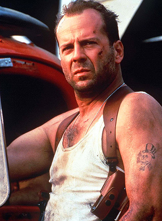 DIE HARD with John McClane – The 007 of Plainfield, New Jersey
