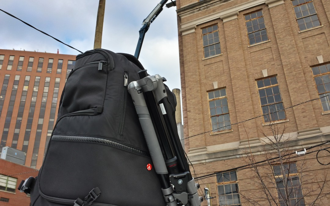 Manfrotto Advanced Bags Review for the Tri Backpack