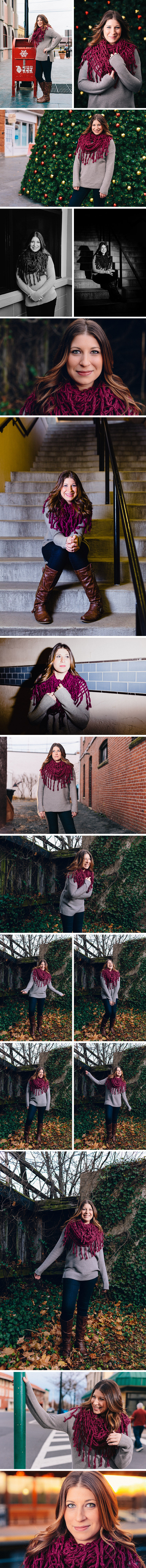Lifestyle photos with Carly in Somerville, NJ