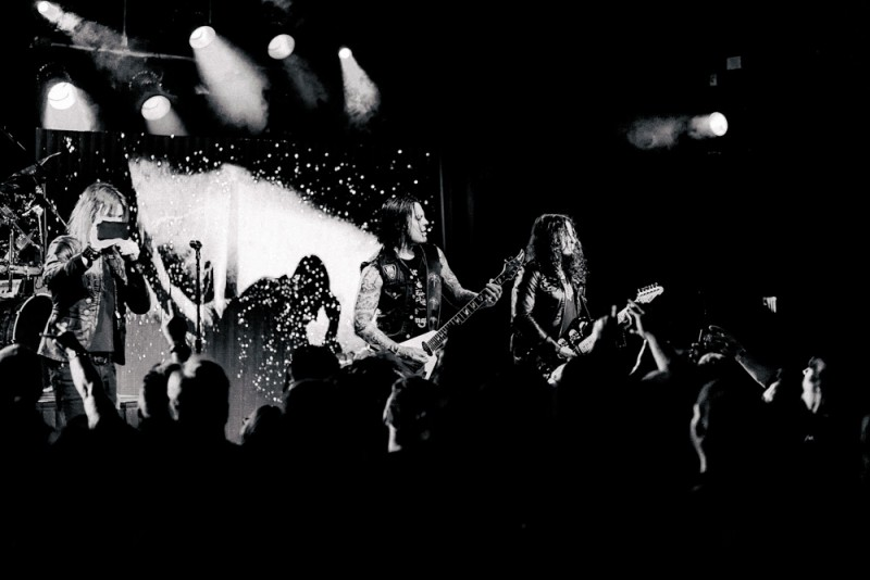 Queensryche Ripping It Up @ Starland Ballroom in Sayreville, New Jersey 1/22/2016