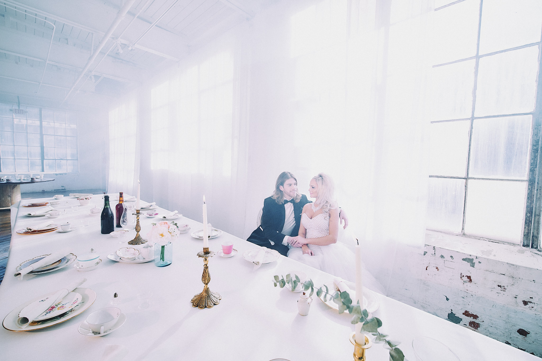 Book your wedding at The Art Factory