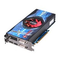 HIS Radeon HD 6850 video card