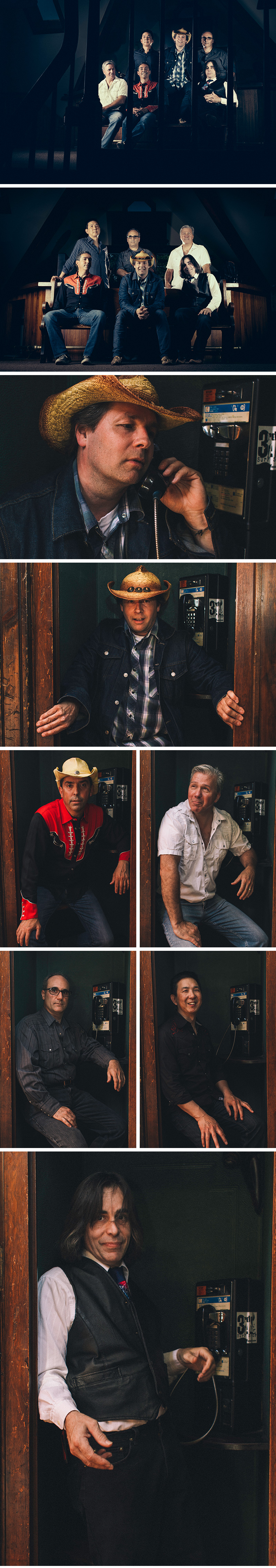 Brian Clayton and the Green River Brand promo photos