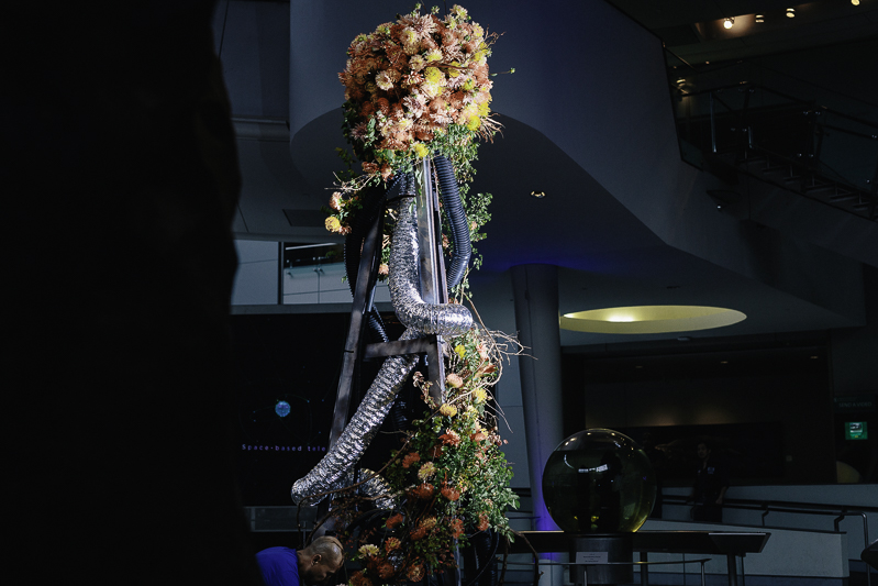 L'Oasis Floral Design at Museum of Natural History
