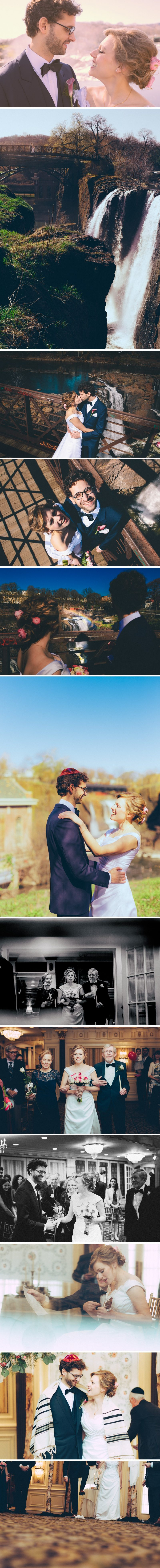 Wedding at The Brownstone in Paterson, New Jersey