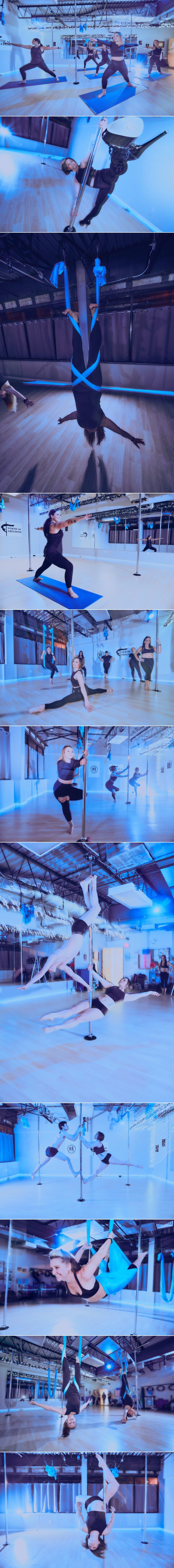 Vertical Freedom Jo-Ann's Dance Studio South Plainfield New Jersey